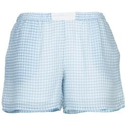 Kleidung Damen Shorts / Bermudas Brigitte Bardot ANGELIQUE Blau / Weiß