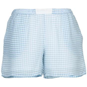 Kleidung Damen Shorts / Bermudas Brigitte Bardot ANGELIQUE Blau / Weiss