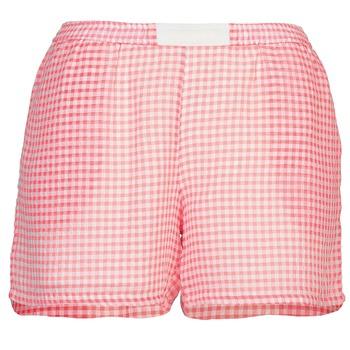 Kleidung Damen Shorts / Bermudas Brigitte Bardot ANNE Rot / Weiß
