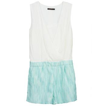 Kleidung Damen Overalls / Latzhosen Color Block ALIX Blau