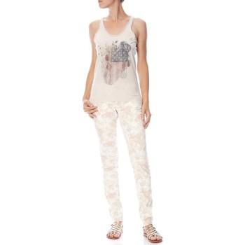 Vêtements Femme Jeans slim Freeman T.Porter DIXIE FLOWER Multicolore