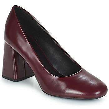 Chaussures Femme Escarpins Geox D SEYLISE HIGH Bordeaux