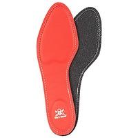 Accessoires Damen Schuh Accessoires Lady's Secret Semelles cuir - confort et amorti Rot