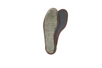 Accessoires Damen Schuh Accessoires Lady's Secret Semelle confort - spécial Bottes - Confort au quotidien Grau
