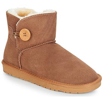Schuhe Damen Boots Kaleo NEDRI Camel