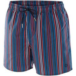 Vêtements Homme Shorts / Bermudas Impetus Maillot de bain rayé homme Nil bleu Bleu