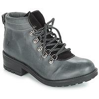 Schuhe Damen Boots Casual Attitude JAFA Grau