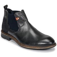 Schuhe Herren Boots Casual Attitude FIORELLA Grau