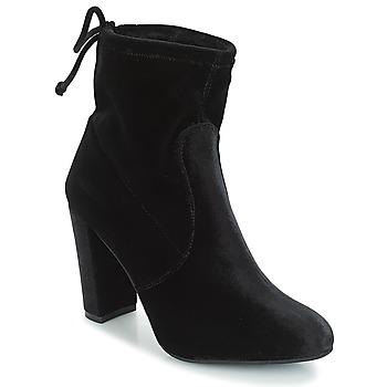 Schuhe Damen Low Boots André PETRA Schwarz