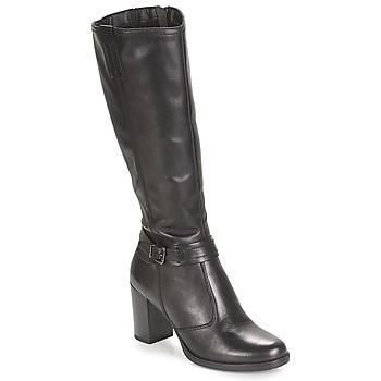 Chaussures Femme Bottes ville André PHARA Noir