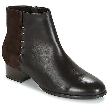 Schuhe Damen Boots André CARLA Braun,