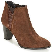 Chaussures Femme Bottines André ROSACE Marron