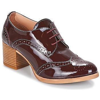 Schuhe Damen Derby-Schuhe André BIRMINGHAM Bordeaux