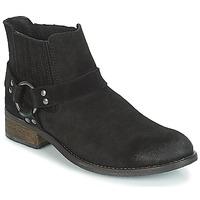 Chaussures Femme Boots André ELBA Noir