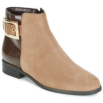 Chaussures Femme Boots André ELFIE Beige