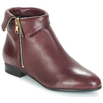 Chaussures Femme Boots André PIMENTO Bordeaux