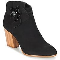 Chaussures Femme Bottines André HEVA Noir