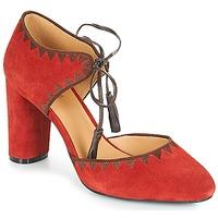 Chaussures Femme Escarpins André ALLEGRA Rouge