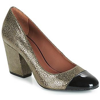Chaussures Femme Escarpins André FAUVE Kaki
