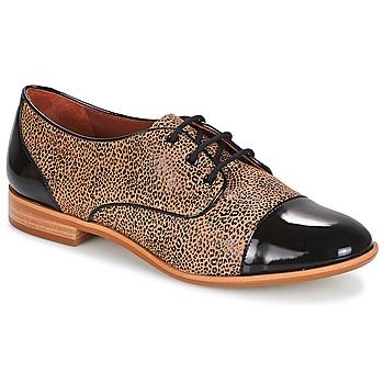 Schuhe Damen Derby-Schuhe André VAUDOU Beige