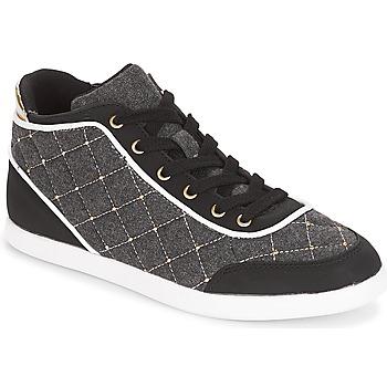 Scarpe Donna Sneakers alte André KINGDOM Grigio