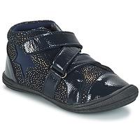 Schuhe Mädchen Boots André STAR Marineblau