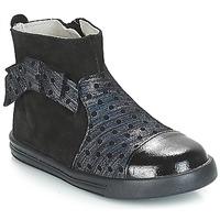 Chaussures Fille Boots André NUIT Noir