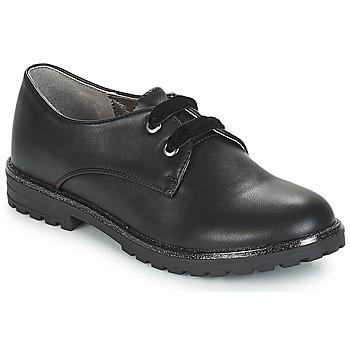 Schuhe Mädchen Derby-Schuhe André SAEZ Schwarz