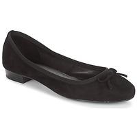 Schuhe Damen Ballerinas André CINDY Schwarz