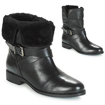 Chaussures Femme Boots André TRIO Noir