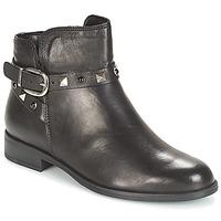 Chaussures Femme Boots André TIFFEN Noir