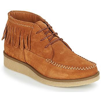 Schuhe Damen Boots André TANVI Braun,