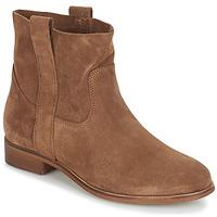 Chaussures Femme Boots André TITAINE Marron