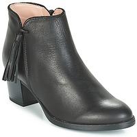Chaussures Femme Bottines André PERRINE Noir