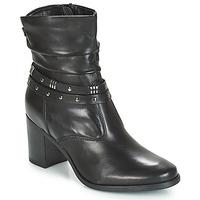 Chaussures Femme Boots André TOCSIN Noir