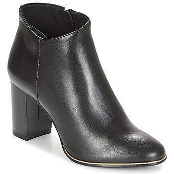 Schuhe Damen Low Boots André FANY Schwarz