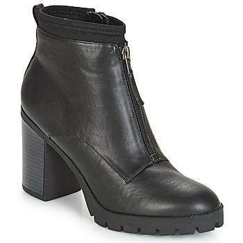 Chaussures Femme Boots André TROUBADOUR Noir