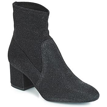 Chaussures Femme Bottines André FAROUCHE Noir
