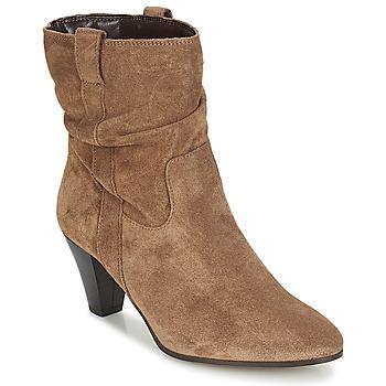 Chaussures Femme Bottines André FANFAN Beige