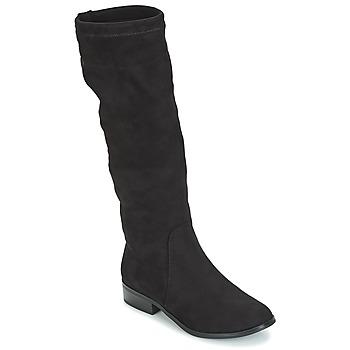 Chaussures Femme Bottes ville André ANAIS Noir