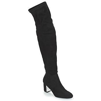 Chaussures Femme Bottes ville André FANN Noir
