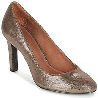 Schuhe Damen Pumps André FARWELL Gold