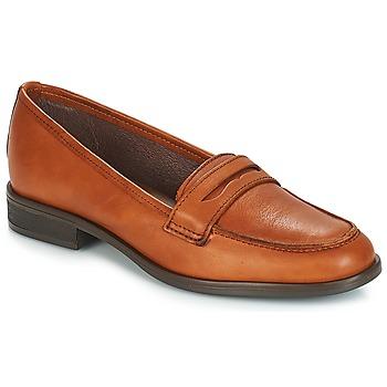 Chaussures Femme Mocassins André TILDE Marron