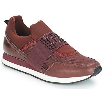Schuhe Damen Derby-Schuhe André TIMI Braun,