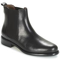 Chaussures Femme Boots André CARAMEL Noir