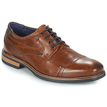 Schuhe Herren Derby-Schuhe André BLAISE Braun