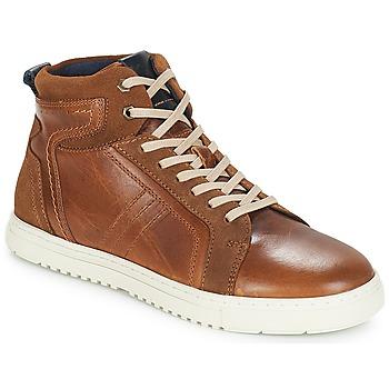 Schuhe Herren Sneaker High André RANDONNEUR Braun,