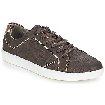 Schuhe Herren Sneaker Low André TANGON Braun