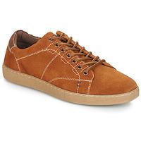 Schuhe Herren Sneaker Low André LENNO Braun