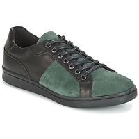 Schuhe Herren Sneaker Low André AURELIEN Grün